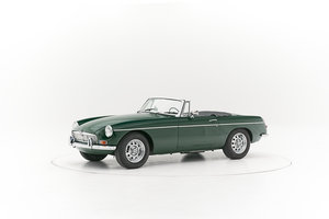 1967 MG B CONVERTIBLE for sale by auction For Sale by Auction