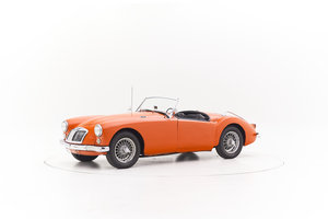 1959 MG A for sale by auction For Sale by Auction
