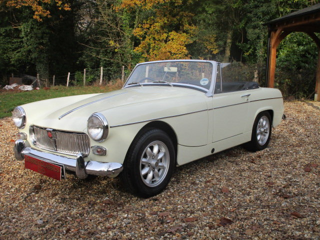 1967 MG Midget 1275 Mk3 (Card Payments Accepted) SOLD (picture 2 of 6)