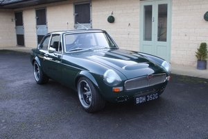 1969 MG B GT 4.0 V8 – 5,000 MILES – £29,950 For Sale