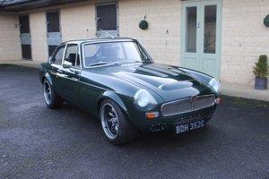 1969  MG B GT 4.0 V8 – 5,000 MILES – £29,950