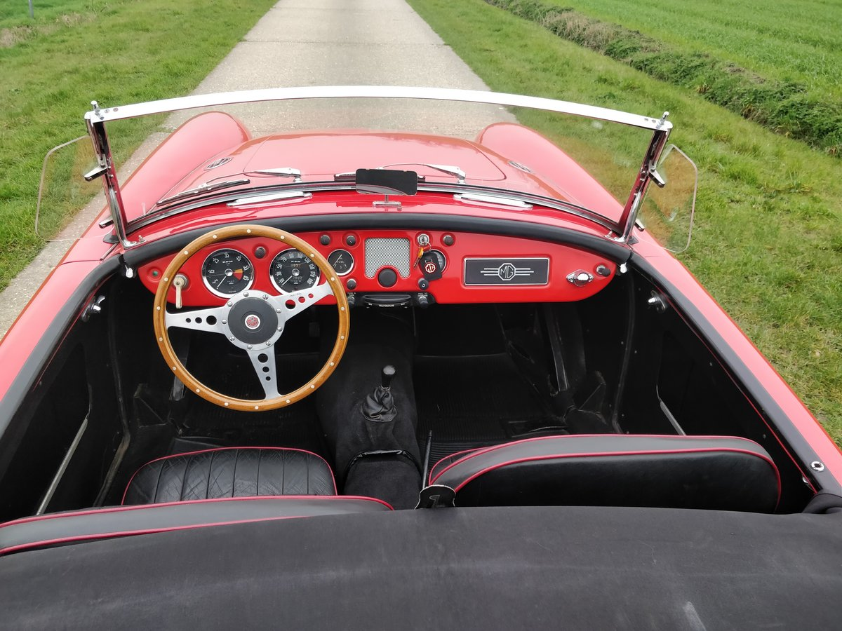 1957 MG A roadster'57   LHD For Sale (picture 4 of 6)