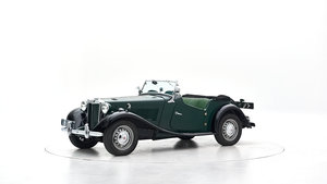 1951 MG TD for sale by auction For Sale by Auction