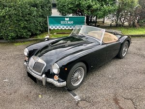 1957 MG - A 1500 SPIDER MKI RHD For Sale