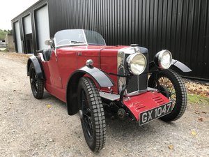 1932 MG 'M' Type Midget - VSCC Eligible For Sale