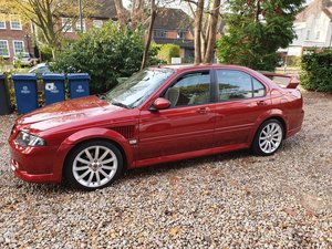 2005 Outstanding MG XS 180 BHP Saloon, Just 84,000 Miles FSH SOLD