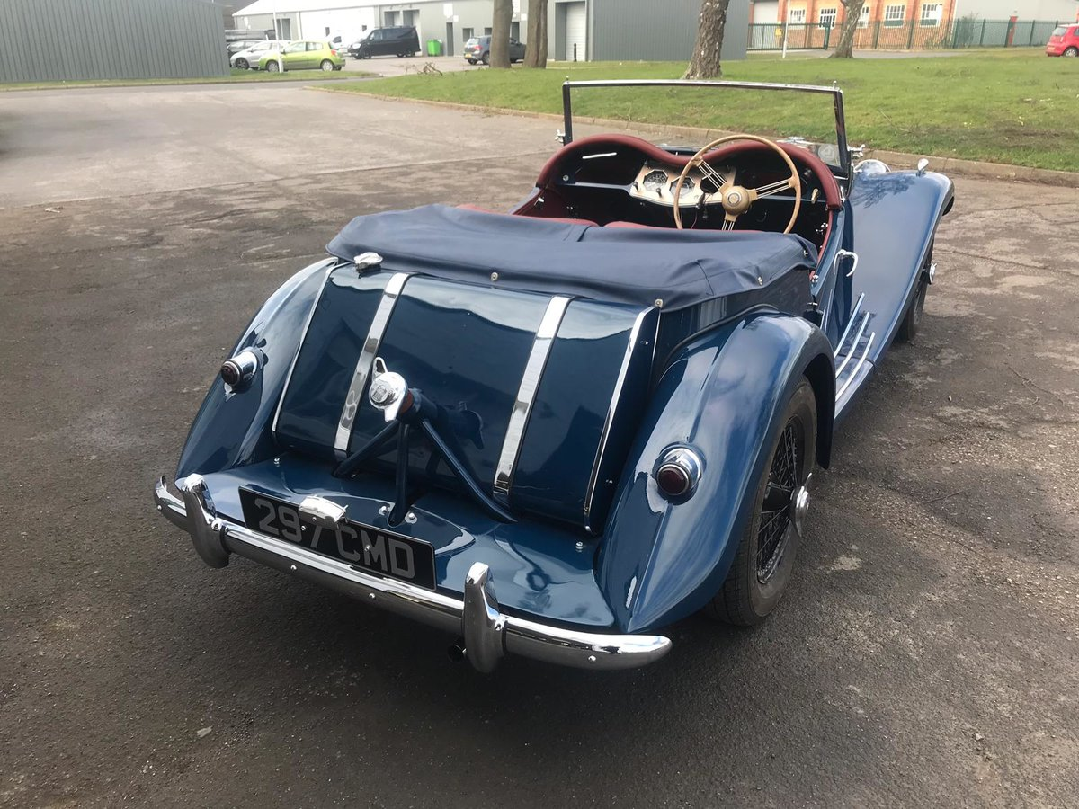 1954 MG TF 1250 immaculate condition For Sale (picture 6 of 10)