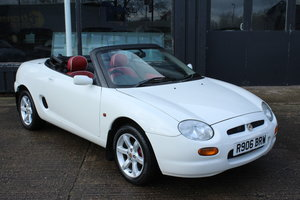 1998 1988 MGF, RED LEATHER INTERIOR, NEW HEADGASKET,BELT&PUMP For Sale