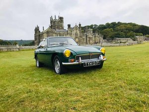 1967 MGB GT MK1 For Sale