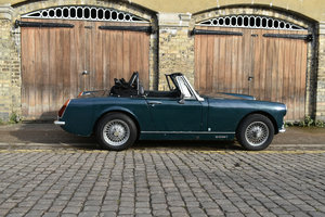 1973 MG Midget Mark III 04 Dec 2019 For Sale by Auction