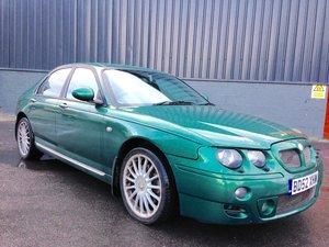 2002 MG ZT 190+ V6 2.5 For Sale