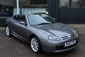 2003 MGTF 160, ONE OWNER, 45000 MILES, SUPERB CONDITION For Sale
