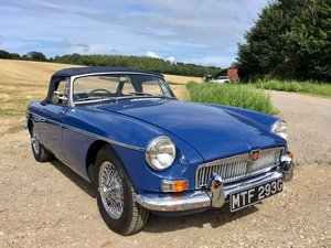 1968 MGB 1.8 Roadster BEAUTIFUL ROADSTER (NOW SOLD) For Sale