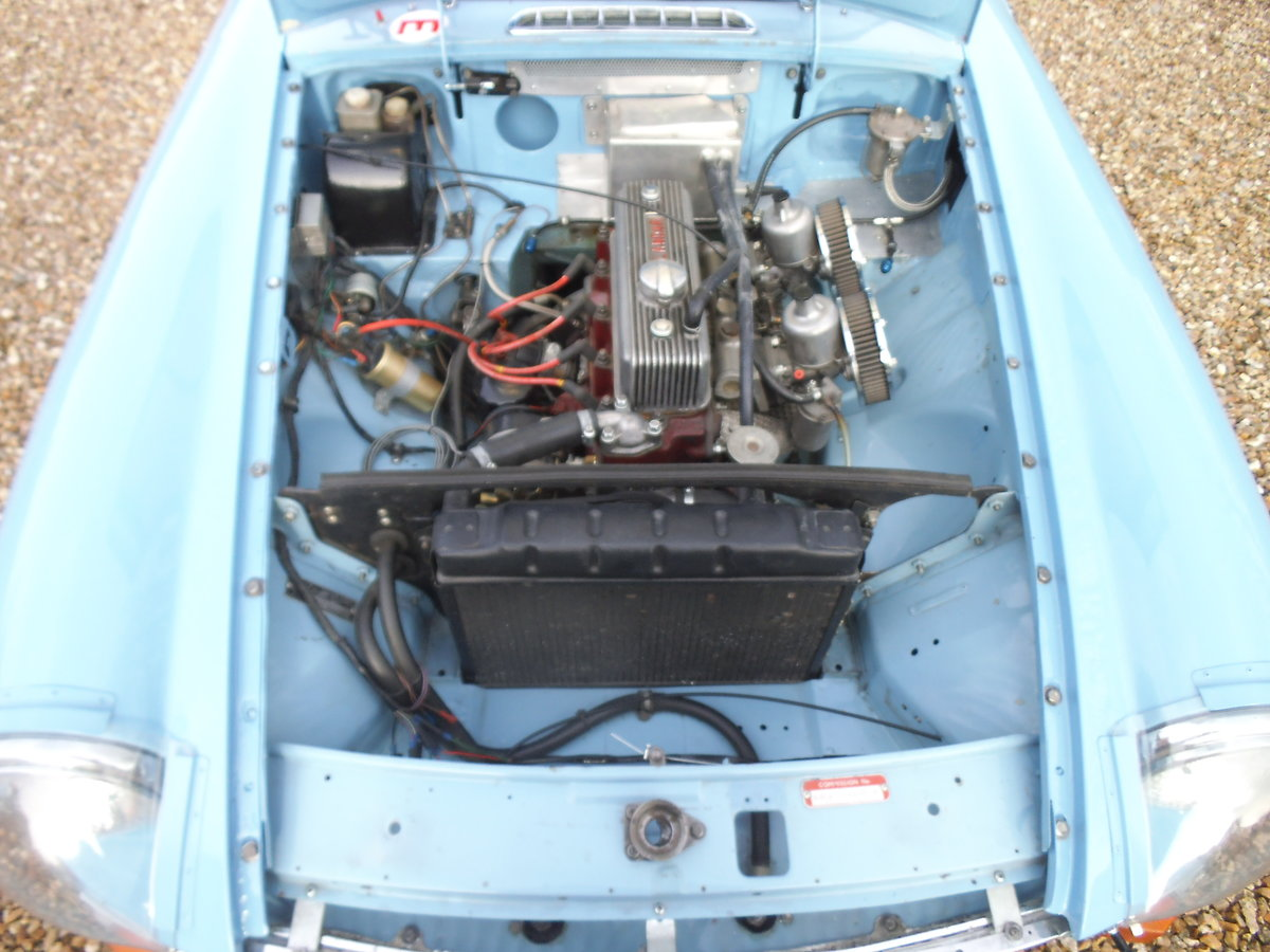 1963 MGB FIA RACE CAR For Sale (picture 6 of 6)