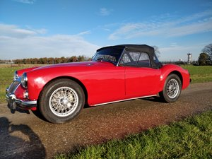 1959 MG A roadster MKI '59 lhd For Sale