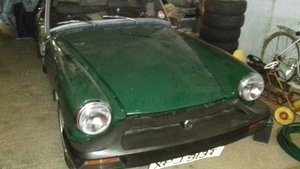 1978 MG MIDGET ~ BARN FIND TO CLEAR BARGAIN For Sale