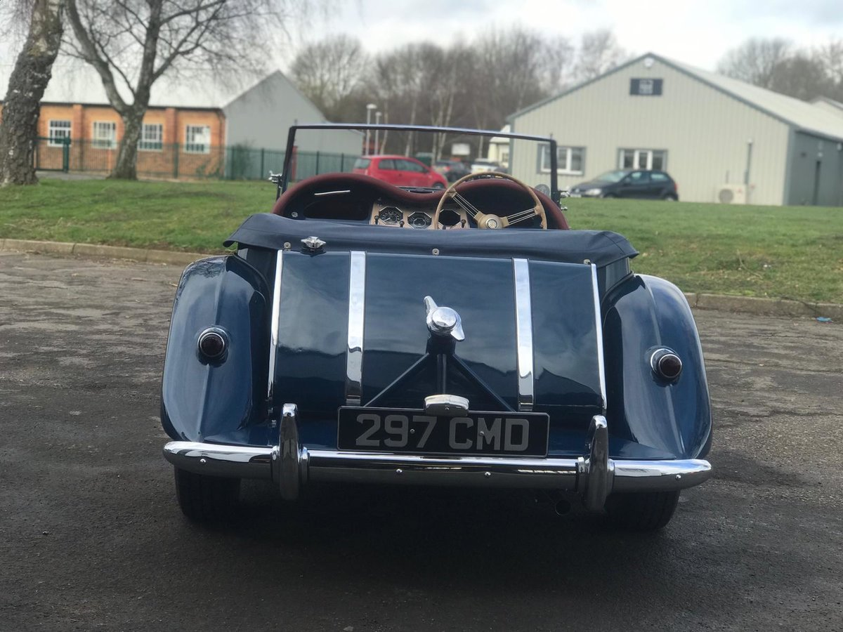 1954 MG TF 1250 immaculate condition For Sale (picture 7 of 10)
