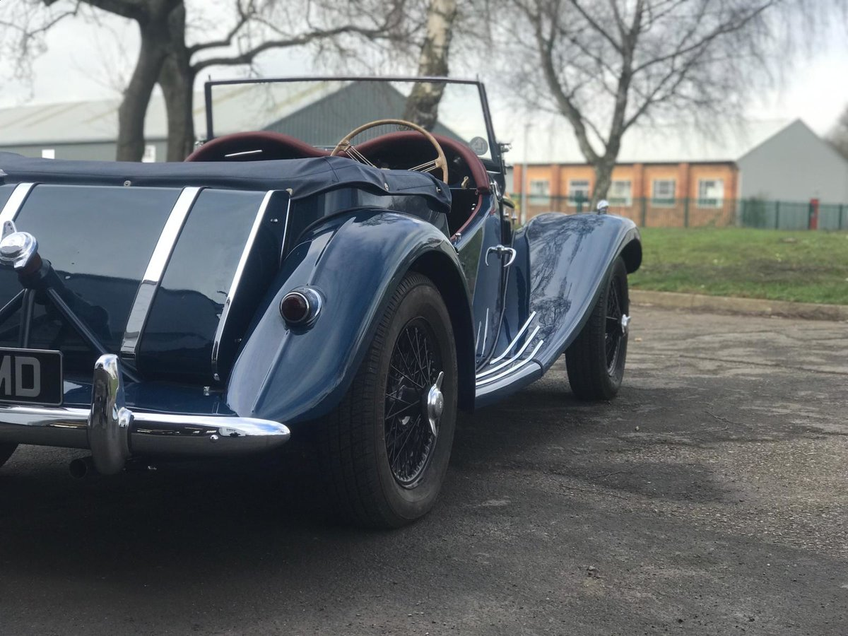 1954 MG TF 1250 immaculate condition For Sale (picture 8 of 10)