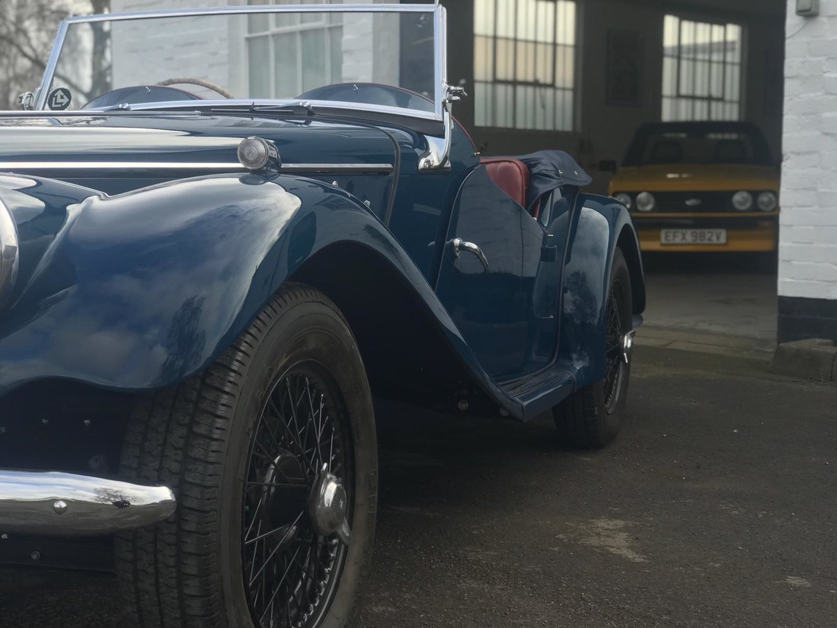 1954 MG TF 1250 immaculate condition For Sale (picture 9 of 10)