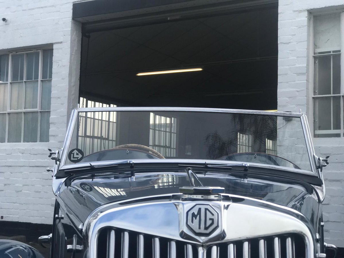 1954 MG TF 1250 immaculate condition For Sale (picture 10 of 10)