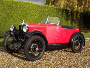 1930 MG M Type Midget. Delightful Vintage MG SOLD