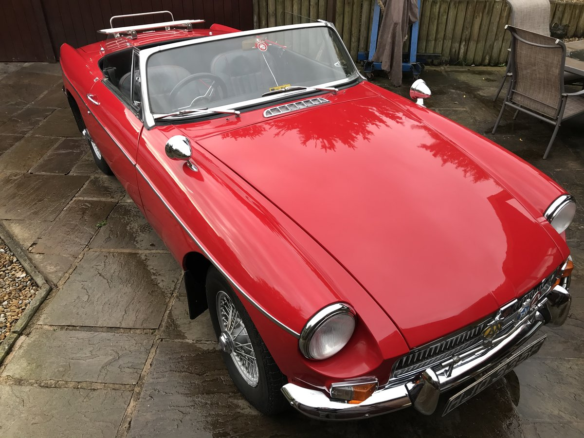 1968 MGB ROADSTER, BEAUTIFUL CLASSIC MGB For Sale | Car And