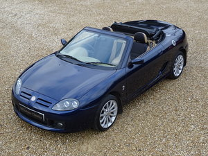 2004 MG TF 135 – Rare Pearlescent Blue & 38,000 miles