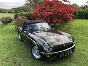 1994 MG RV8 3.9L For Sale