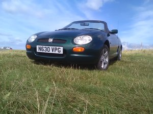 1996 Early MGF VVC For Sale