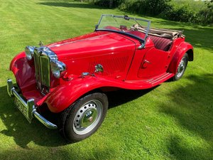 MG TD 1952 - BEST AVAILABLE FOR SALE For Sale