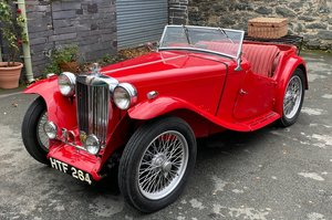 1947 MG TC Sports For Sale
