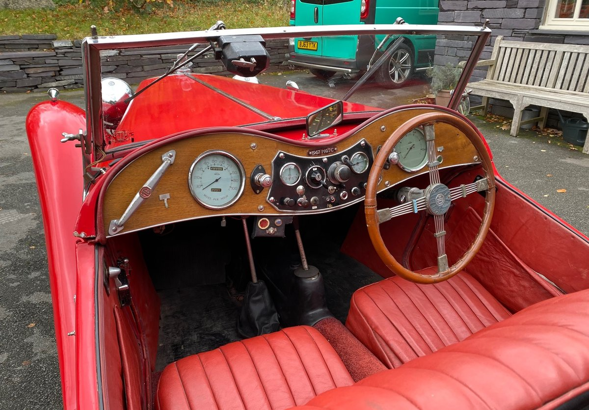 1947 MG TC Sports For Sale (picture 4 of 6)