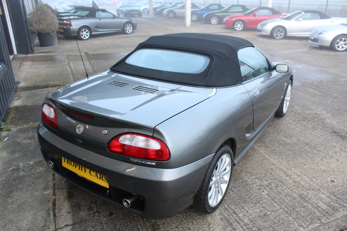 2005 MG TF 160,ONLY 820 MILES ON THE CLOCK!COLLECTORS CAR! For Sale (picture 5 of 6)
