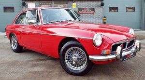 1972 MG MGB GT 1.8 Chrome Bumper Great Rare Example For Sale