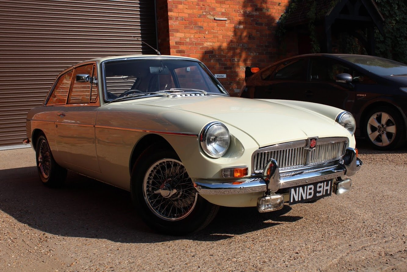 1969 MGB GT *PREVIOUSLY SOLD SIMILAR REQUIRED* SOLD (picture 1 of 1)