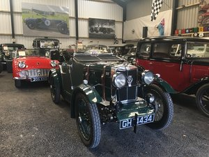 1930 MG 'M' Type 12/12 Le Mans Replica  For Sale