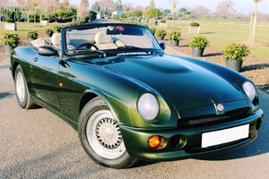 MG RV8, Low mileage, Clean Example