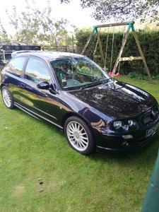 2002 MG ZR 160 3 door