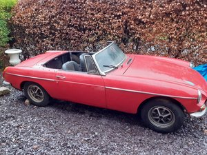 1971 Roadster    with   overdrive For Sale