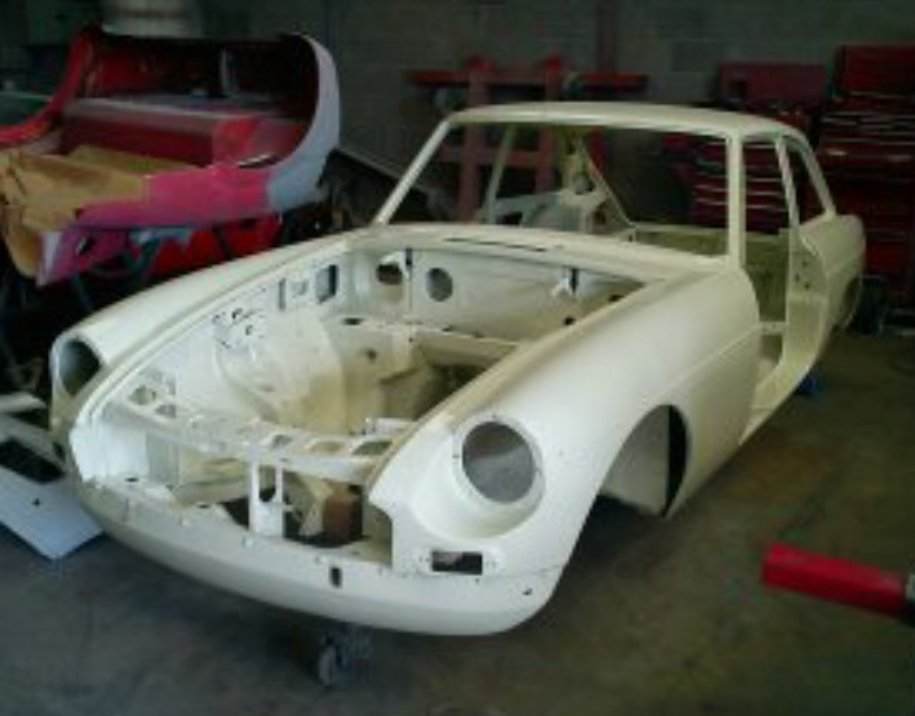 1969 MGC GT fully restored power steering & overdrive For Sale (picture 6 of 6)