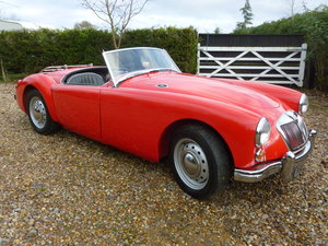 1959 MGA 1600 ROADSTER For Sale