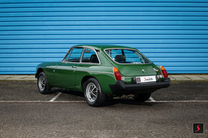 1978 Just 15,696 miles, Brooklands Green For Sale