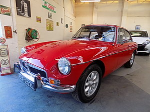 1973 MGB GT Heritage shell rebuild Stunning Read Add Fully