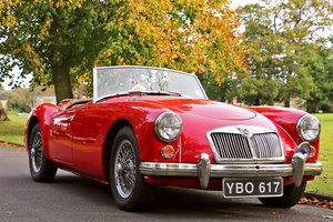 1961 MGA Mk1 Roadster  For Sale