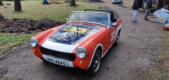 1978 Mg Midget 1500 - track day car For Sale