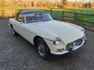 1963 1964 MGB - One of the best? Over 20k recently spent! For Sale