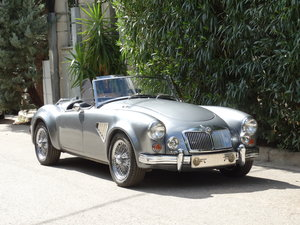 1961 MGA 1600 Roadster, 2.0 lt, widebody, Hoyle Eng. upgrade