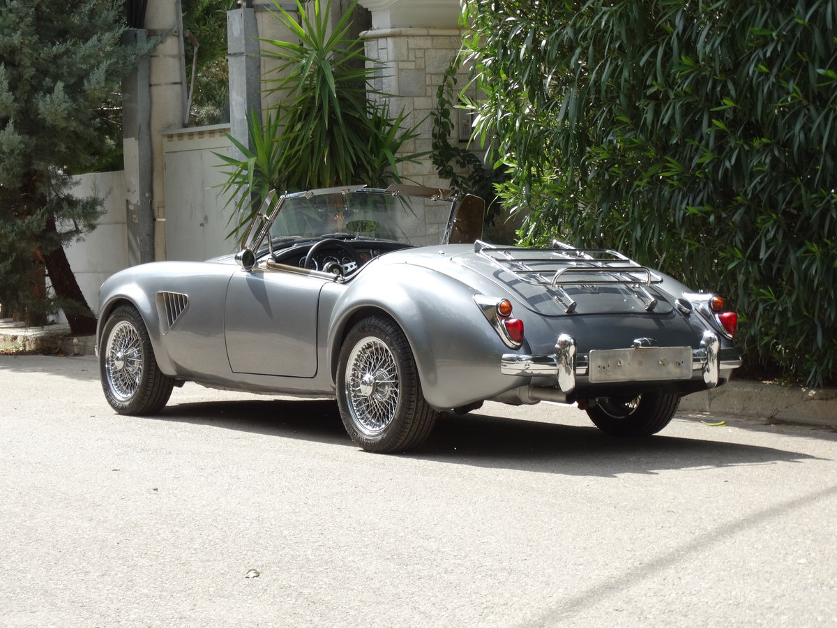 1961 MGA 1600 Roadster, 2.0 lt, widebody, Hoyle Eng. upgrade For Sale (picture 2 of 6)