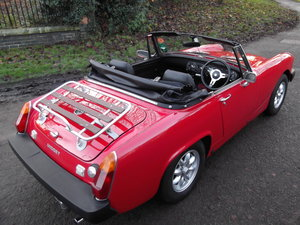 Picture of 1976 MG Midget SOLD