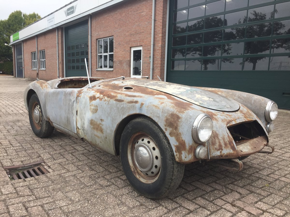 1961 MG MGA 1600 roadster for restoration For Sale (picture 4 of 6)